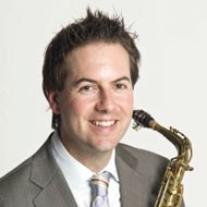 Tim Wilson B sharp Big Band